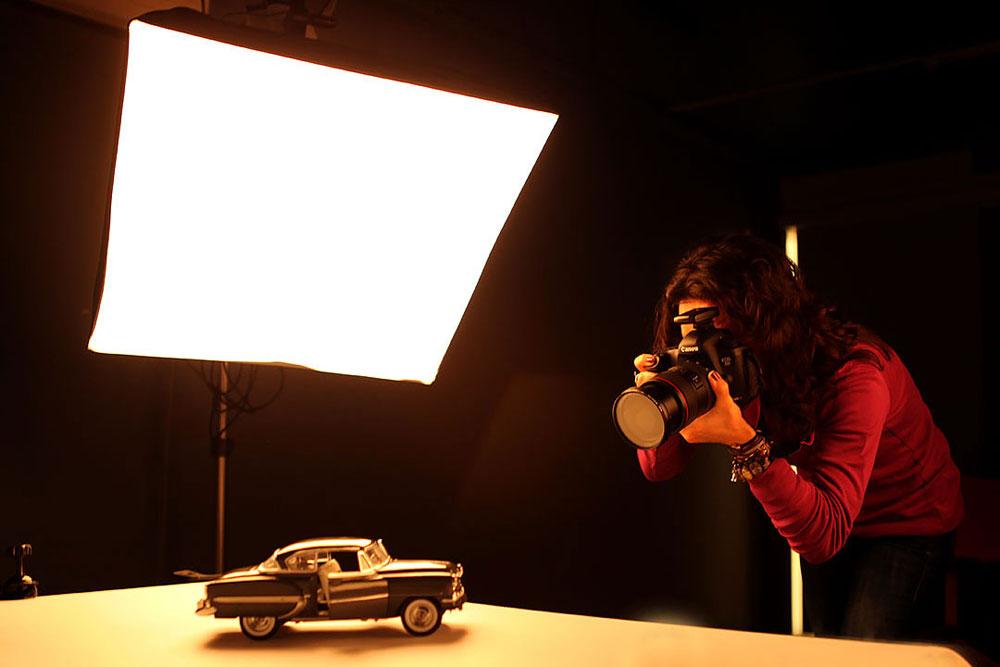 Stüdyo Fotoğrafçılığı