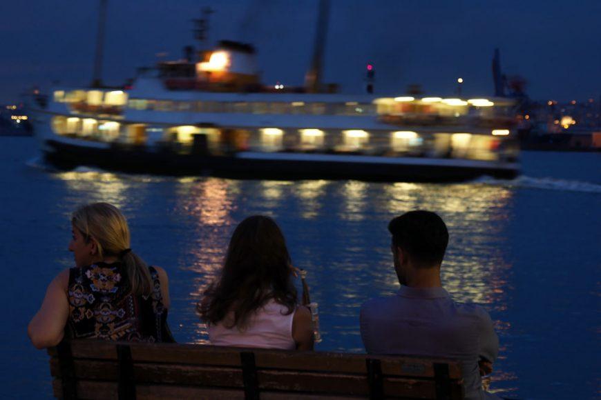 """""""İstanbul'un Işığı"""" Fotoğraf Atölyesi"""