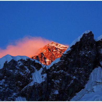 Everest Ana Kamp Yürüyüşü