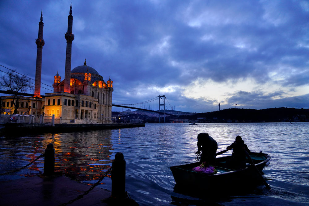 Fotoğraf Sergisi: İstanbul'un Orta Yeri Fotoğraf