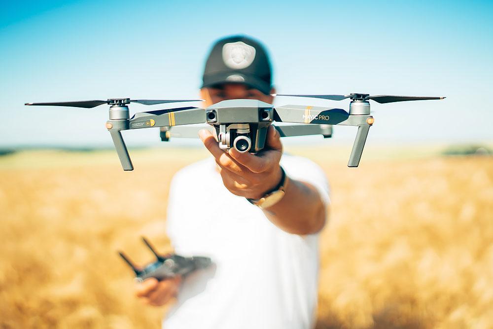 Drone ile Havadan Görüntüleme