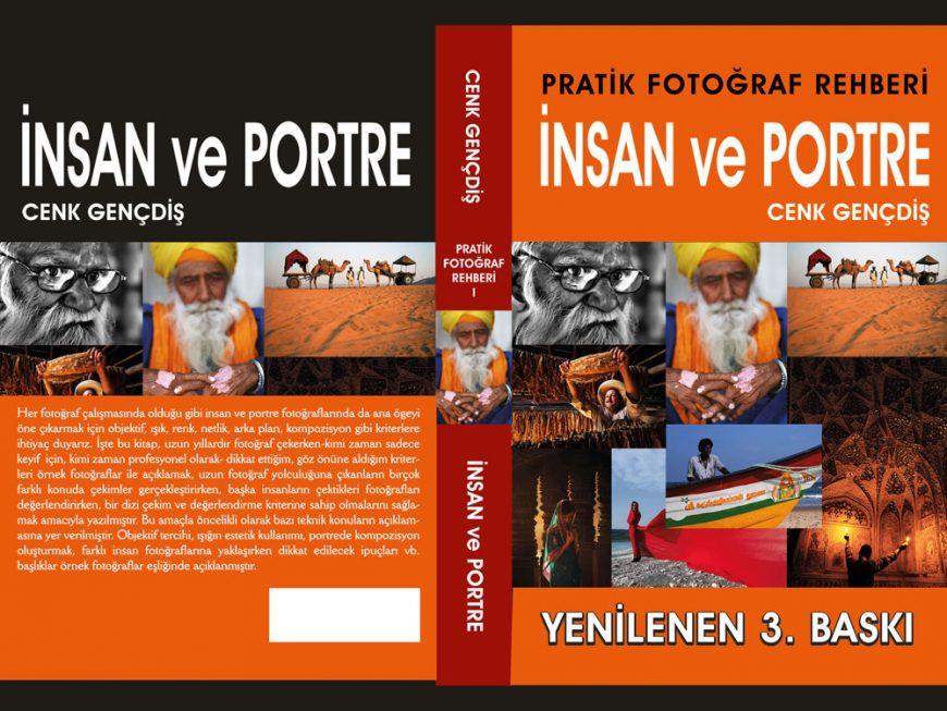 İnsan ve Portre Fotoğrafçılığı Kitabı