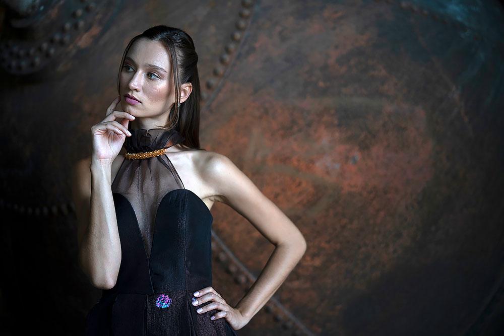 Stüdyo Fotoğrafçılığı : Portre-Model Çekimi