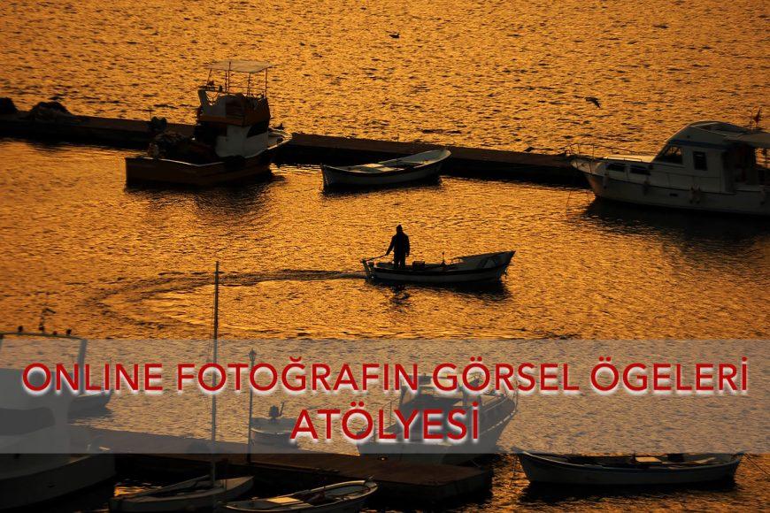 Online Fotoğrafın Görsel Ögeleri Atölyesi