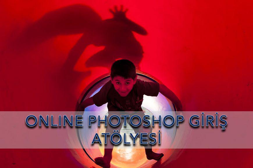 Online Photoshop (Giriş Seviye) Atölyesi